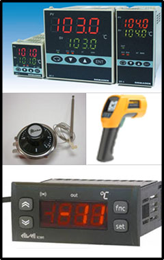 Control & Measuring Devices