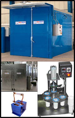 Industrial Ovens & Small Machinery