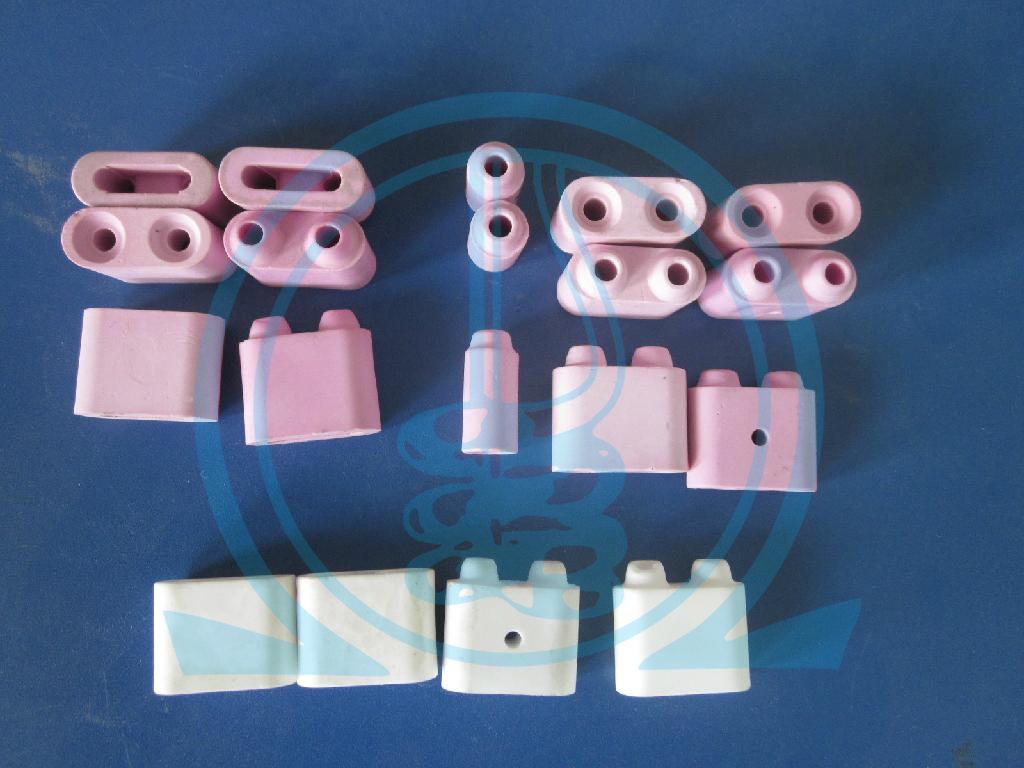 Alumina Beads and Connectors