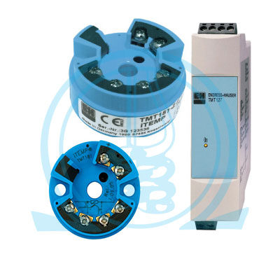 ENDRESS & HAUSER Temperature Transmitter