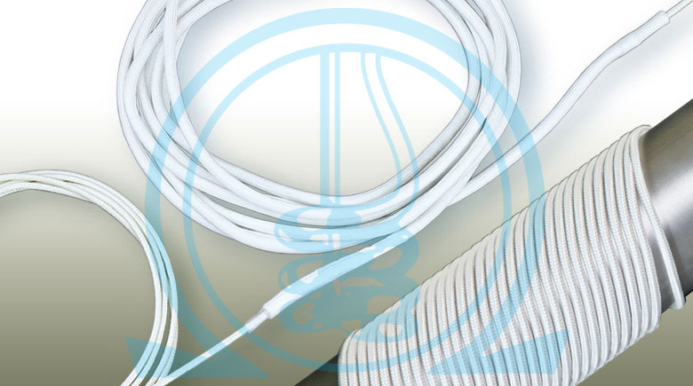 Glassfibre Insulated Heating Tape - ITH (450°C)