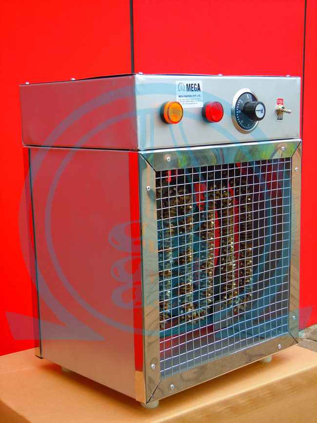 Portable automatic room heater