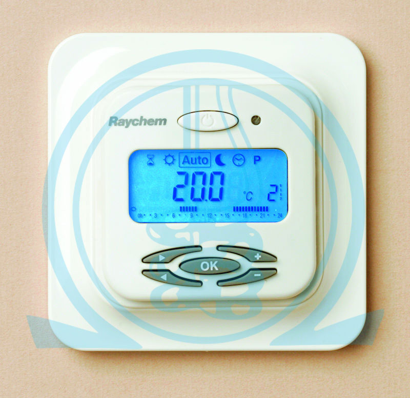 Raychem - R-TC-NRG Timer Thermostat (Polar White)