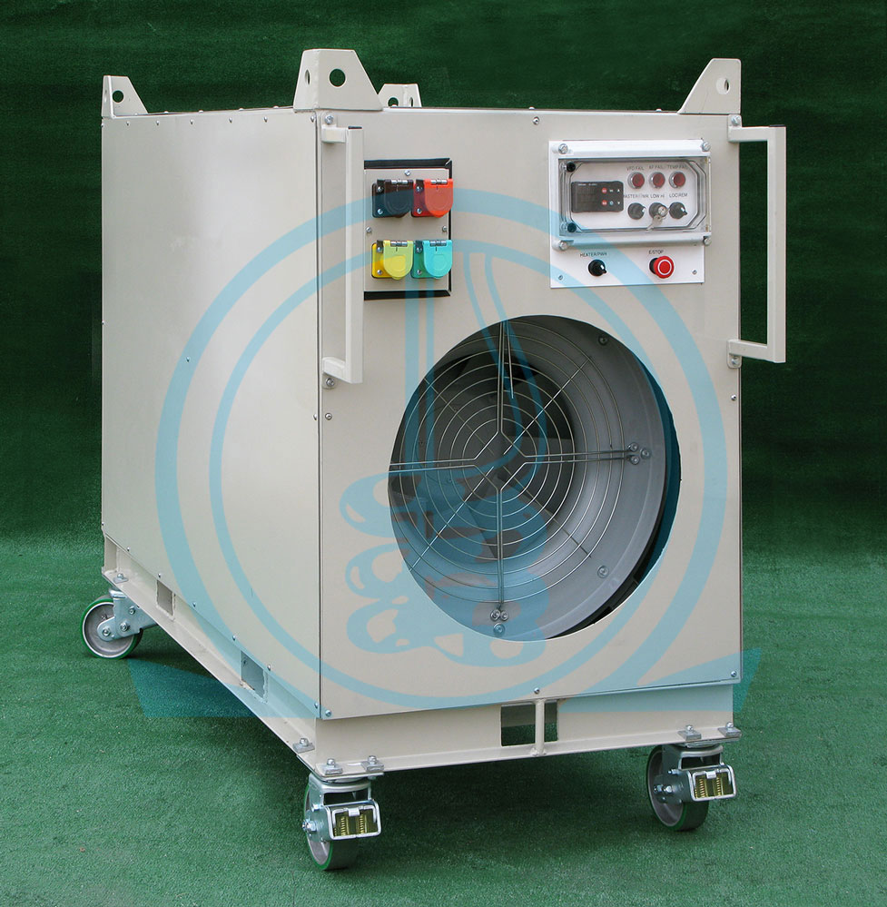Industrial Heat Blower : Mega heaters pvt ltd gw rb marine class comfort
