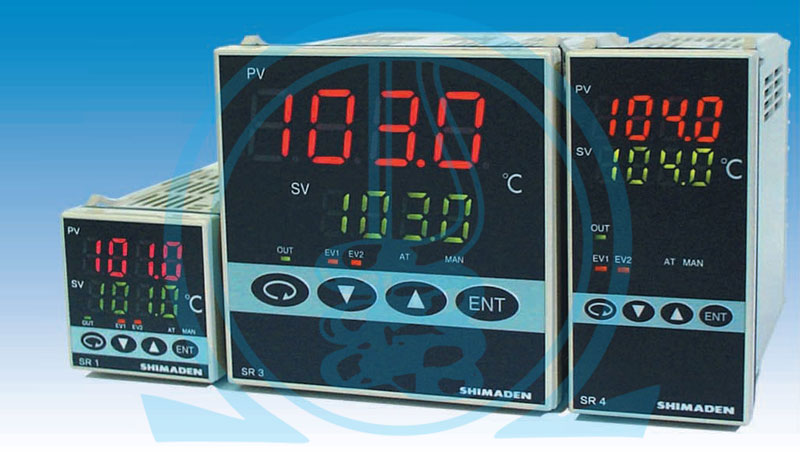 SHIMADEN Digital Temperature Controllers