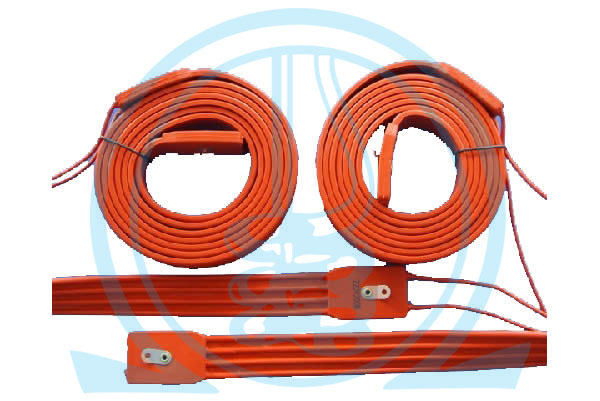 Silicone Heating Tape - GW (200°C)